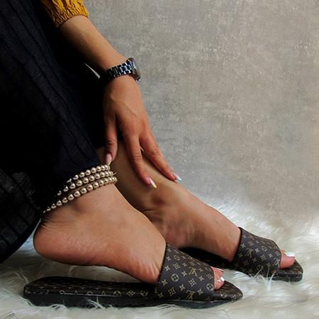 دمپایی روفرشی زنانه