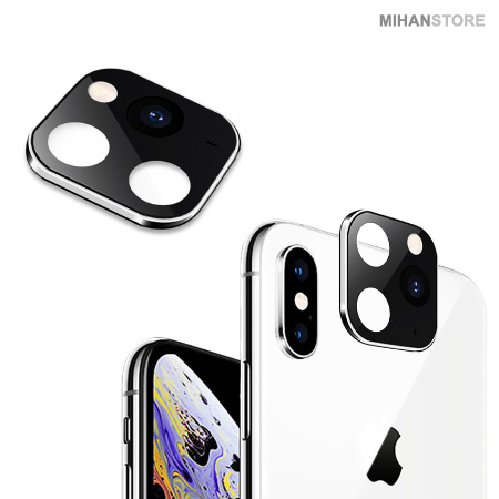عکس محصول کیت تبدیل لنز آیفون X به آیفون 11
