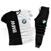 ست تیشرت و شلوار مردانه BMW