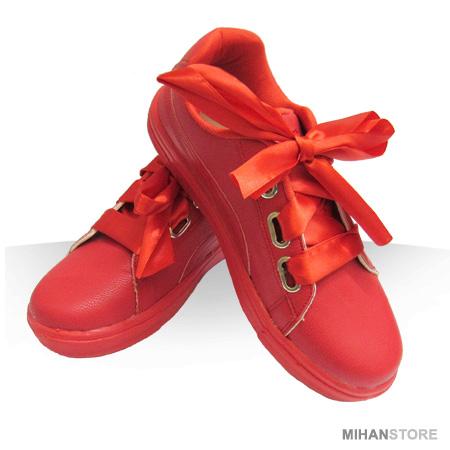 کفش دخترانه پوما puma مدل زولا Zola