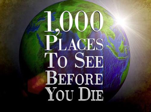 هزار مکان دیدنی دنیا