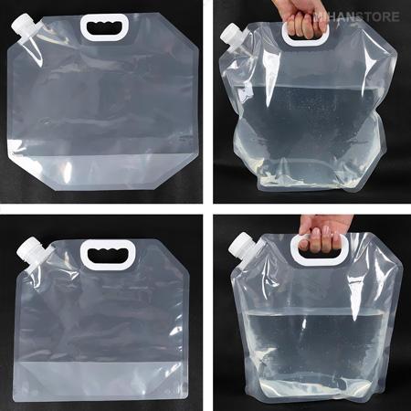 گالن و نگه دارنده آب تاشو 6 ليتري  Folding Water 6L