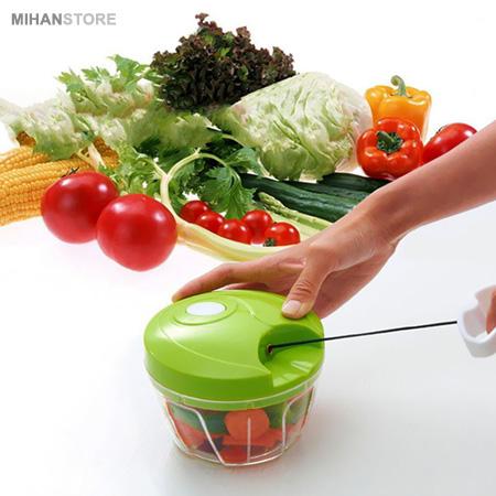 خرید اینترنتی خردکن دستی سبزیجات