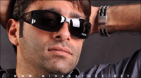 عینک پلیس طرح 8311