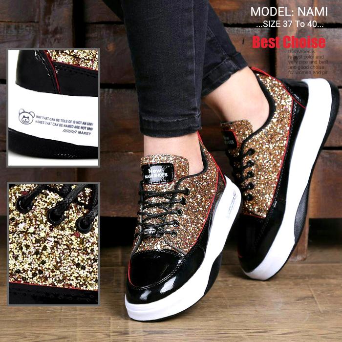 %خرید پستی کفش دخترانه لاکچری مدل Nami