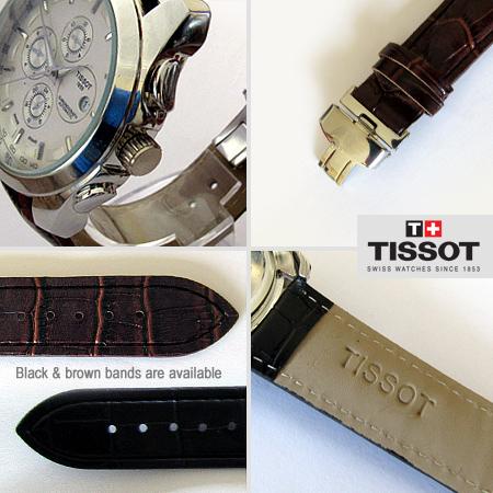 ساعت مردانه تیسوت TISSOT T1853