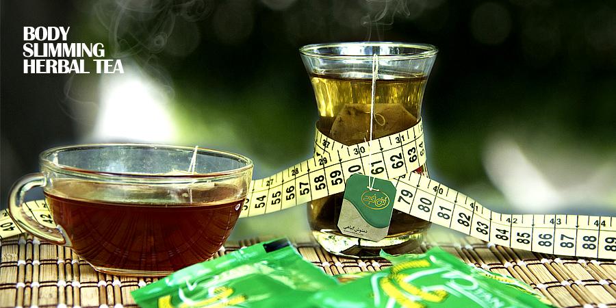 چای لاغری تن فیت