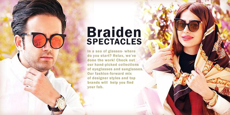 عینک Braiden