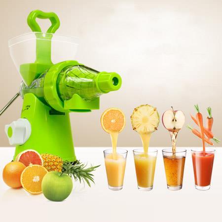 آبمیوه گیری دستی با Manual Juicer