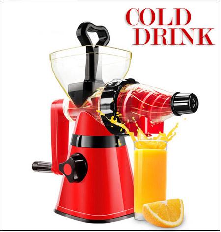خرید دستگاه آبمیوه گیری دستی Manual Juicer بدون نیاز به برق و باتری