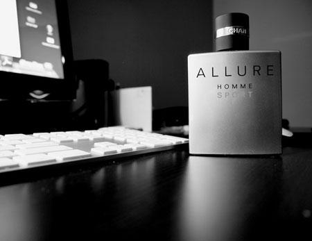 خرید ادکلن مردانه مدل الور شانل (Allure Chanel)