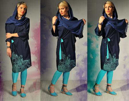 خرید لباس مجلسی سایز بزرگ در تبریز