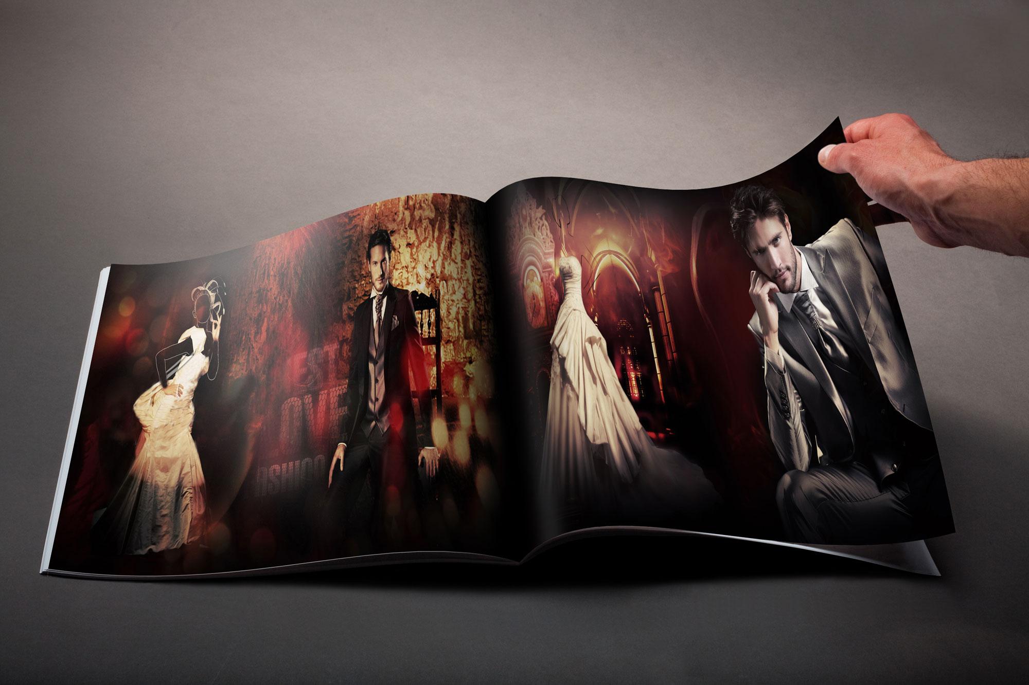آلبوم عروس و داماد هوشمند 360