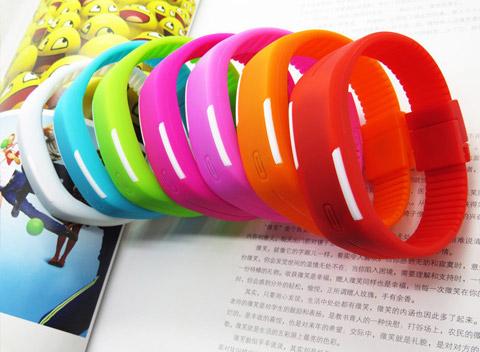 دستبندی LED اسپرت تنوع رنگ