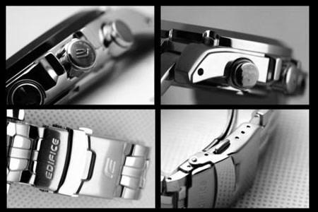 عکس ساعت Casio EF 524