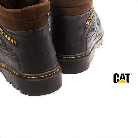 نیم بوت مردانه کت CAT