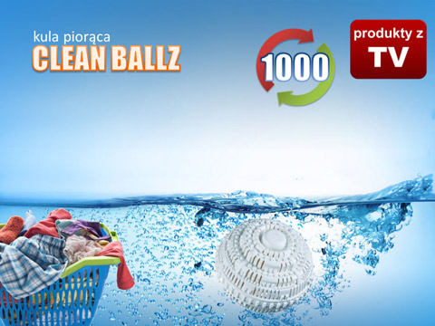 توپ لباسشویی Clean Ballz1
