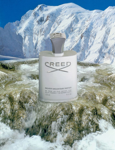 ادکلن مردانه کرید سیلور ماونتن (Creed Silver Mountain)