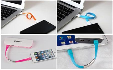 دستبند موبایل Bracelet Data Lines 2