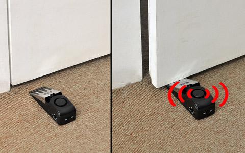دزدگیر برای درب منزل