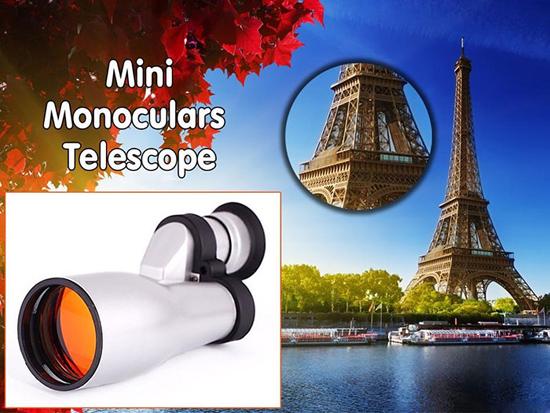 دوربین تک چشمی Kenko اصل mini monocular telescope