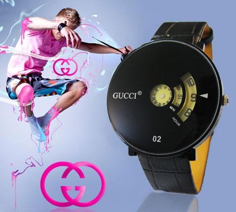 خرید پستی ساعت بدون عقربه Gucci