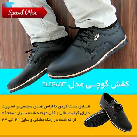 کفش Gucci مدل Elegant
