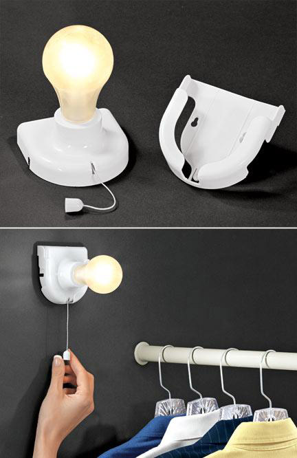 خريد پستي لامپ مسافرتی نشکن