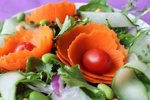 تراش و پوست کن میوه و سبزیجات
