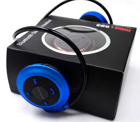 headset503 10 هدست بلوتوث جیبی