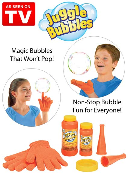 حباب ساز جادويی جاگل بابل