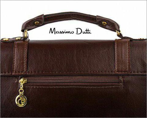 کیف کار Massimo Dutti