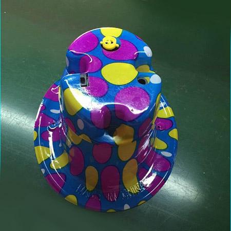 كلاه حباب ساز جادویی