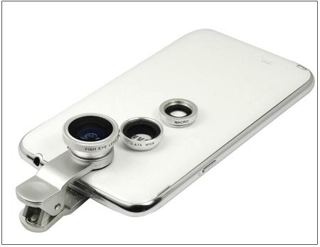 خرید ارزان محصول پکیج لنز عکاسی موبایل 3 کاره