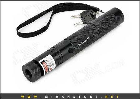 لیزر حرارتی سبز JD-303