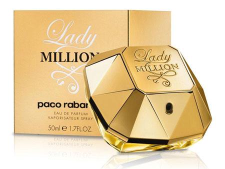 خرید اینترنتی ادکلن زنانه Lady Million