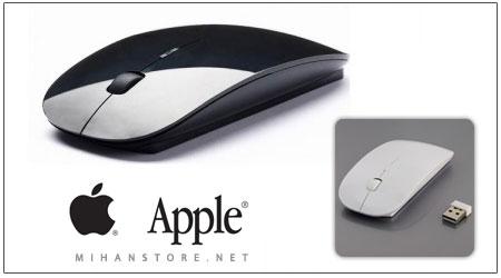 موس بی سیم طرح اپل(http://www.shop.mihanfaraz.ir/shop/37)