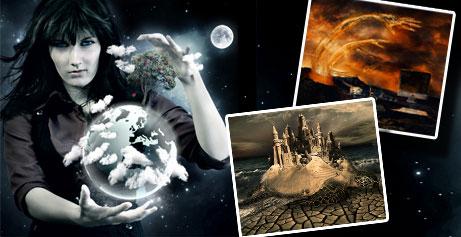 مجموعه آموزشی فارسی جادوی فتوشاپ - پارت 1
