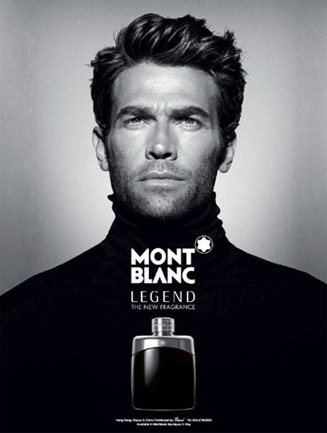 mont 4 ادکلن مونت بلانک لجند مردانه Mont Blanc Legend