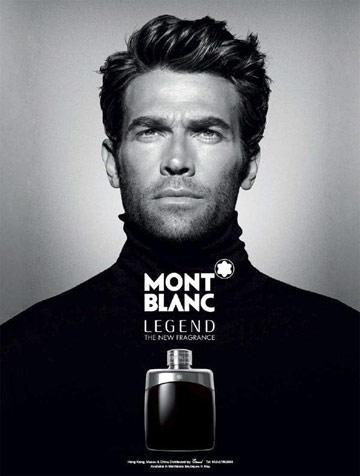 mont 4 ادکلن مردانه مونت بلانک لجند (خنک و شیرین)