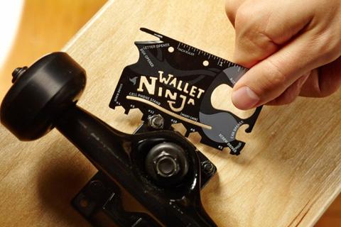 نينجا والت Ninja Wallet7