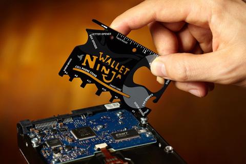 نينجا والت Ninja Wallet5