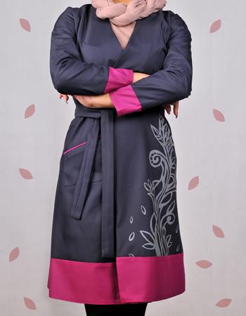 خرید مانتو پایزه زمستانه طرح شیک و ارزان دخترانه زنانه
