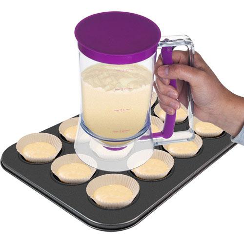 پارچ خمیر ریز کیک و شیرینی Batter Dispenser