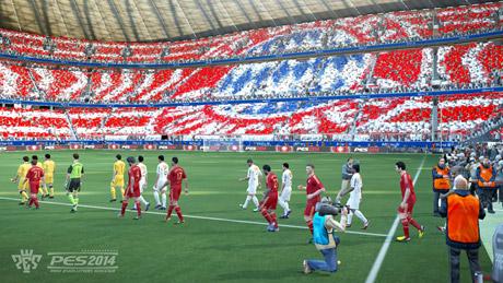 pes14 3 خرید بازی پرو الون کامپیوتر اورجینال Pro Evolution Soccer 2014