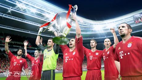 pes14 6 خرید بازی پرو الون کامپیوتر اورجینال Pro Evolution Soccer 2014