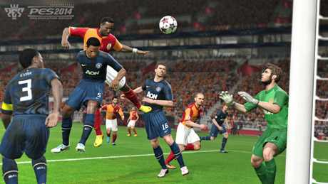 pes14 8 خرید بازی پرو الون کامپیوتر اورجینال Pro Evolution Soccer 2014