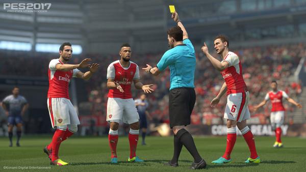 بازی فوتبال اورجینال پی اس Pro Evolution Soccer 2017