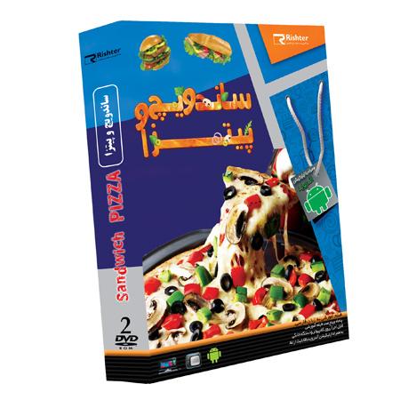 pizzalearn 2 آموزش تصویری پیتزا و ساندویچ