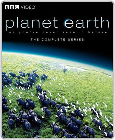 مستند BBC Planet Earth